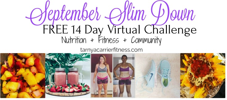 september slim down